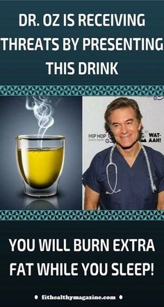 Oz Is Receiving Threats By Presenting This Drink, Which Will Help You Burn Fat Day and Night (You will burn more fat while you sleep) - Only Herbal Medicine Weight Loss Plans, Weight Loss Tips, Lose Weight, Egg Weight, Lose Fat, Detox Plan Deutsch, Detox Drinks, Healthy Drinks, Healthy Dishes