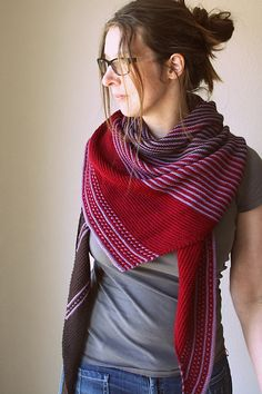 Ravelry: Drachenfels pattern by Melanie Berg love pattern!