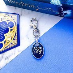 Accio Keys keychain by Belle Regalia