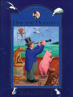 Story Of Doctor Doolittle By Hugh Lofting - TO ALL CHILDREN... CHILDREN IN YEARS AND CHILDREN IN HEART I DEDICATE THIS STORY...