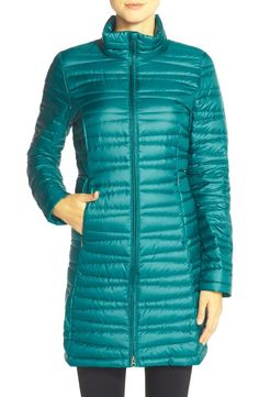 NWT PATAGONIA Fiona 600-fill Power Down Parka Jacket Coat, Green, Large $299…