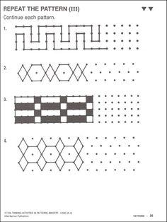 Härma mönster
