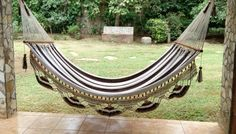 Hamaca Familiar/Family Hammock by HamaCueMa on Etsy