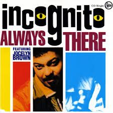"""Incognito, featuring guitarist and founder Jean-Paul """"Bluey"""" Maurick. Check out their hit, """"Always There."""" https://www.youtube.com/watch?v=I4weGwDt13Q"""