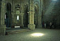 GALICIA-Monasterio de San Lorenzo de Carboeiro.