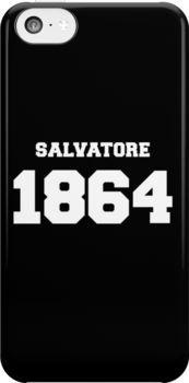 The Vampire Diaries - Salvatore 1864 by kathrynharriss