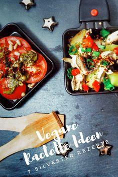 Vegane Raclette Ideen für Silvester