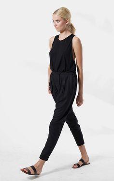 Heidi Merrick's Nightcall trousers #heidimerrick