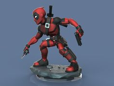 Deadpool inspired by the amazing disney infinity style. modeled in zbrush, rendered in keyshot. Zbrush Character, Character Modeling, Marvel Dc Comics, Marvel Heroes, Disney Infinity Characters, Action Toys, Disney Style, Cartoon Styles, Comic Books Art