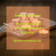 Where did inspiration for the new Tea Collection come from? Find out my scent memories of tea and how that formed the new collection of scents for my handmade scented vegan candles. Scented Candles, Candle Jars, Vegan Candles, Mollie Makes, Awards, Tea, Create, How To Make, Handmade