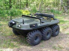 6x6 Argo ATV