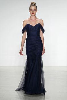 Amsale Bridesmaid Dresses Runway Show, Fall 2014