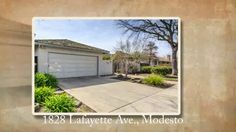 1828 Lafayette Ave., Modesto Just listed by John Reyes