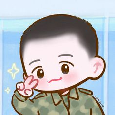 Baekhyun, Exo Cartoon, Chibi, Action Pictures, Exo Fan Art, Do Kyung Soo, Kpop Exo, Cute Doodles, Hello Kitty