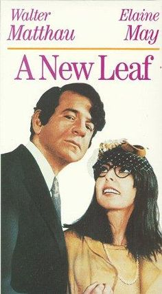 A New Leaf (Elaine May) / HU DVD 10696 / http://catalog.wrlc.org/cgi-bin/Pwebrecon.cgi?BBID=12228316