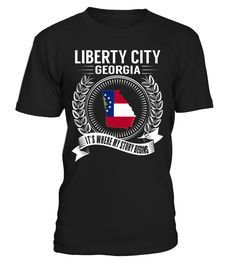 Liberty City, Georgia - It's Where My Story Begins #LibertyCity