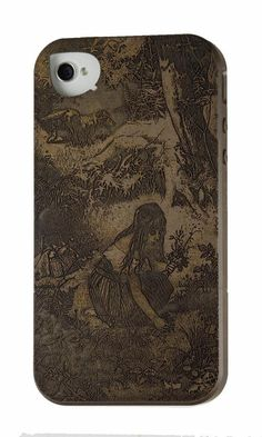 Red Riding Hood Phone Case