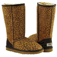 Ugg Classic Tall Boots 5815 Leopard