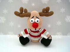 Amigurumi Rudolph
