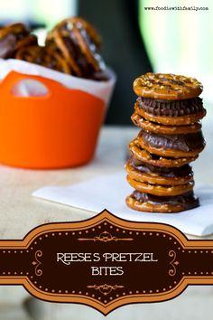 Reese's Pretzel Bites