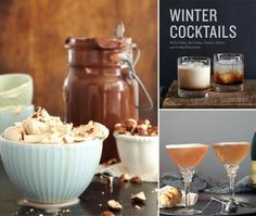 Recipes From Winter Cocktails | House & Home | Photo By Tara Striano