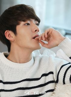 Kim Woo Bin --- Interview Pics ; i could pin pictures of him all day... >.< i need to stop. x3