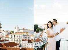 Destination Engagement in Lisbon - Alfama - Portas do Sol Engagement Session, Engagement Photos, Lisbon, Portugal, Wedding, Travel, Valentines Day Weddings, Portraits, Fotografia