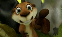but..I like the cookie :(  over the hedge <3