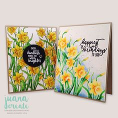 Stampin' Dreams Blog Hop - Colouring Theme. Watercolouring with Brushos and Zig Clean Color markers. Juana Create.