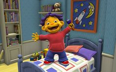 Sid the Science Kid (PBS Kids) loves to ask 'why ?' and 'how?' and his enthusiasm for learning and solving problems is exciting. http://kidstvmovies.about.com/od/tvshowsbyagegroup/tp/preschoolerstv.htm #Kids #Educational _TV #Sid_the_Science_Kid #PBS_Kids