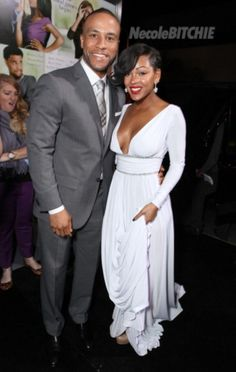 Black Love: YES! Meagan Good is engaged to a very successful BLACK man, who is studying to become a preacher. #GODfearingman!