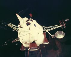 Title: General Dynamics Lunar Excursion Module (LEM) Catalog Additional Information: Proposal Repository: San Diego Air and Space Museum Archive Lunar Lander, Apollo Space Program, 70s Sci Fi Art, Space Projects, Classic Sci Fi, Air And Space Museum, Concept Ships, Space Images, Our Solar System