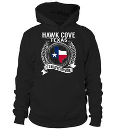 Hawk Cove, Texas Its Where My Story Begins T-Shirt #HawkCove