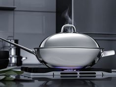 Chef's edition wok by WMF