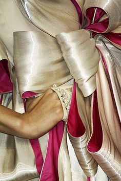 cool fabric draping