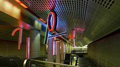 Metro Public Art in Los Angeles: Art of the Purple Line