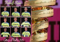 - Découvrez sur le blog les neuf Tinkoff-Saxo pour le Tour d'Italie. - Scoprite sul blog i novi Tinkoff-Saxo per il Giro d'Italia. http://forzaivanofficiel.blog4ever.com/la-tinkffo-saxo-a-choisi-ses-neuf-roses