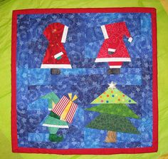 Christmas wall hanging, cute