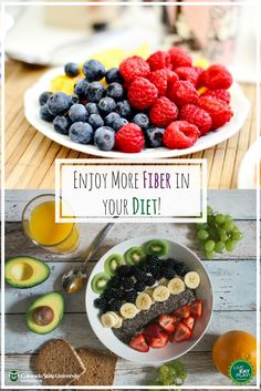 Explore all the ways dietary fiber plays a role in promoting your health.