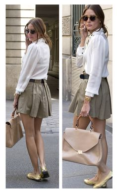 Luv this bag!!  I think it's the same Mulberry Pollypush Lock bag that the Duchess has... but I much prefer this cream to the Duchess's navy.