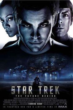 Star Trek 2 teaser poster