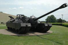 History of Tanks: T28/T95 - http://www.warhistoryonline.com/war-articles/history-tanks-t28t95.html