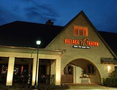 Best Restaurant for a Date Night: Village Tavern, three locations in Greensboro and Winston-Salem