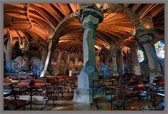 La Cripta de Gaudi