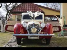 Vote for Aero 30, 1939 See on YouTube short video:  AMAZING!  The owner of this fantastic car has been working on it for 10 years! and he's made it by himself in his home garage! http://klassikauto.pl/klasyk-roku/
