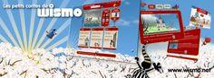 Pour accompagner la sortie de son DVD, Wismo le lutin a mis les petits plats dans les grands et propose aux enfants un tout nouveau site plein de surprises ainsi que des applications pour tablettes et smartphones à télécharger gratuitement sur Apple Store ou Goggle play.  La bibliothèque de Wismo permet de télécharger 3 histoires spécialement adaptées pour les tablettes numériques. Les enfants peuvent ainsi découvrir les contes de Wismo par la lecture et en s'amusant !