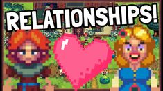 The NEW Relationship Update For KYNSEED! - First Look Gameplay Simulation Games, New Relationships