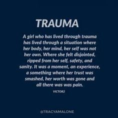 When you love a girl who has been through trauma - Single Mothers Quotes - Ideas of Single Mothers Quotes - When you love a girl who has been through trauma. Survivor Quotes, Abuse Survivor, Rose Hill Designs, Trauma Quotes, Child Abuse Quotes, Emotional Abuse Quotes, Verbal Abuse Quotes, Victim Quotes, Codependency Quotes