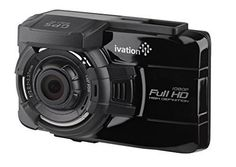 Ivation Dash Cam, G18 1080p HD Video  GPS Recorder, 140° wide angle lens, Motion Detection, G-Sensor, 5-Glass Lens, Low light WDR  HDR Dashcam, Rated Best Car Camera. 1080p Full HD Ultra-Clear Low Light WDR  HDR Video  Audio Recording, Recommended for UBER Drivers. 140° Degree Wide Angle 5-Glass Lens With Infrared Filter. GPS Location Data Recording with G-Sensor incident detection. 2.7 16:9 LCD Touchscreen - Records to Micro SD Card (Not Included) with Continuous Loop Recording. Motio...