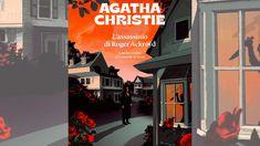 Cit. L'assassinio di Roger Ackroyd, Agatha Christie Rod Stewart, Agatha Christie, Luther